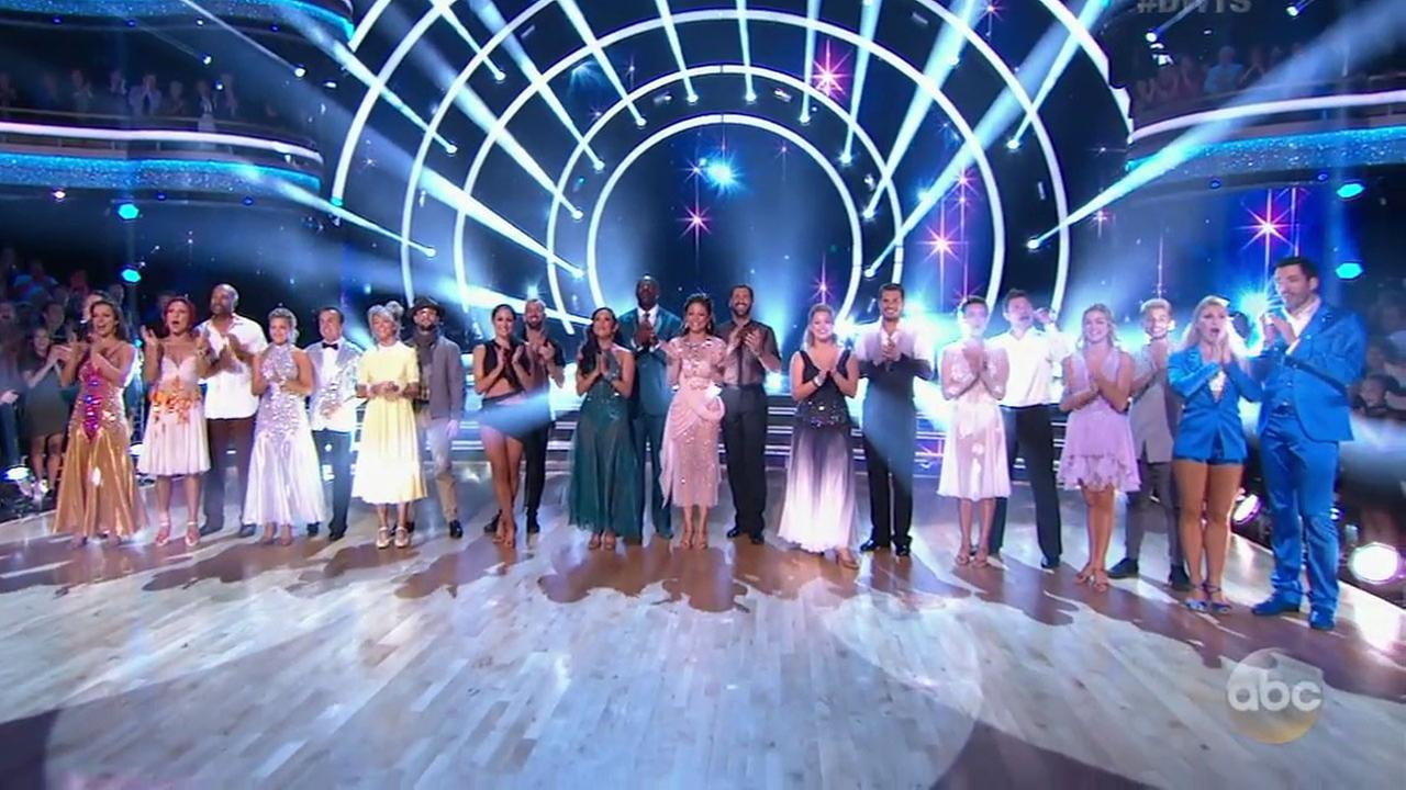 This week was the Dancing with the Stars traditional stroll down memory lane, as the celebrities shared their most memorable year.