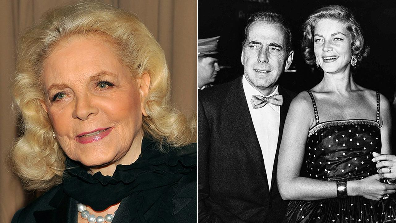 Legendary actress Lauren Bacall has died at the age of 89.
