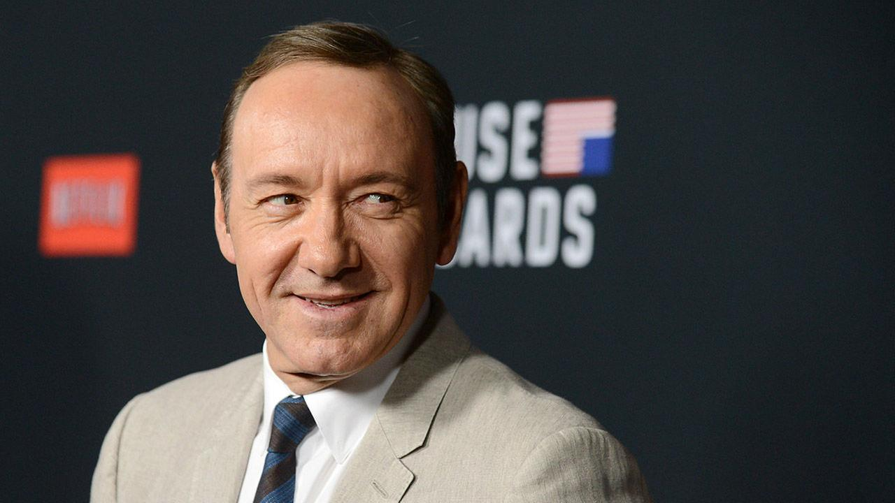 Kevin Spacey is seen in this undated file photo.
