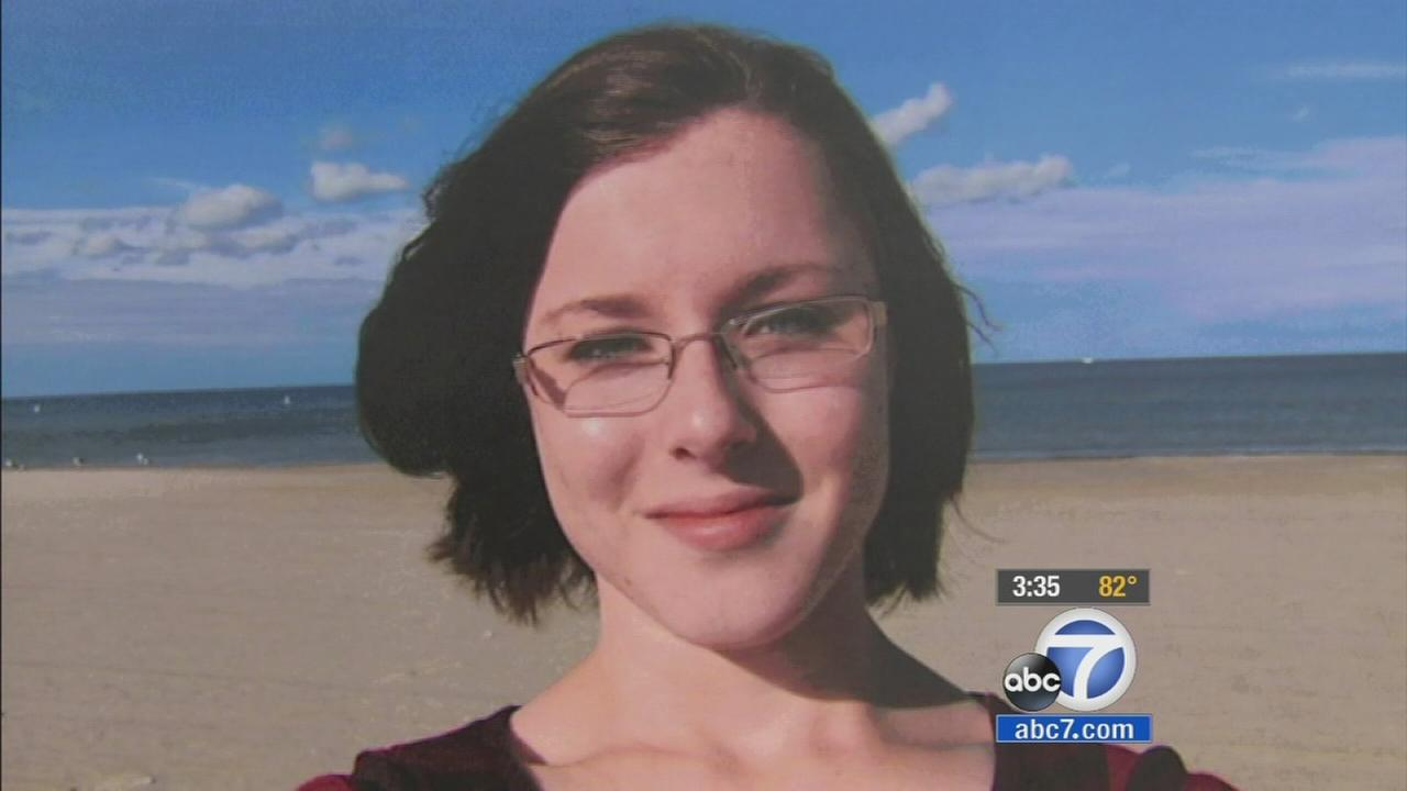 Erin Corwin is seen in this undated file photo.