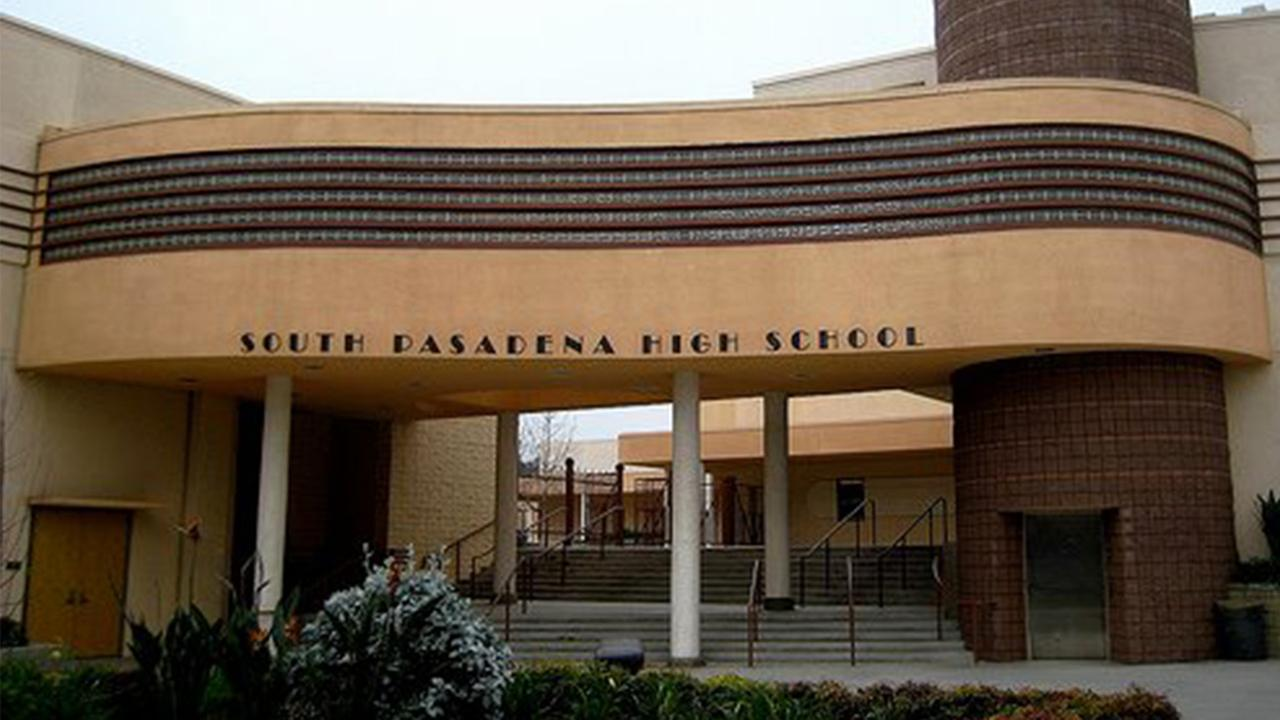 South Pasadena High School is shown in this undated file photo.