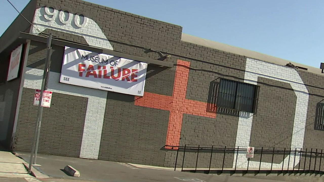 The Museum of Failure is open now through February in downtown Los Angeles.