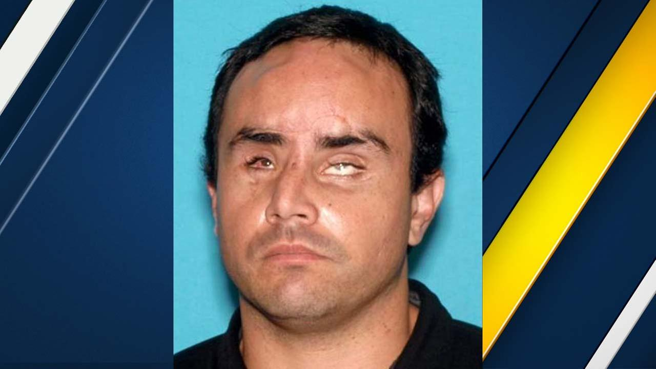 Anthony Ramsey, 30, is seen in a photo provided by Glendora police.