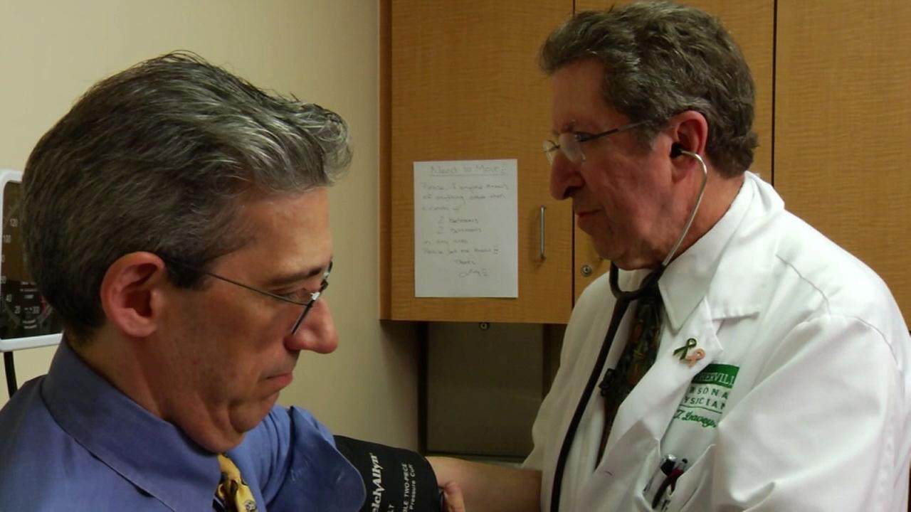 Dan Collins has maintained a 60-pound weight loss for 30 years with help from pressure by his doctor.