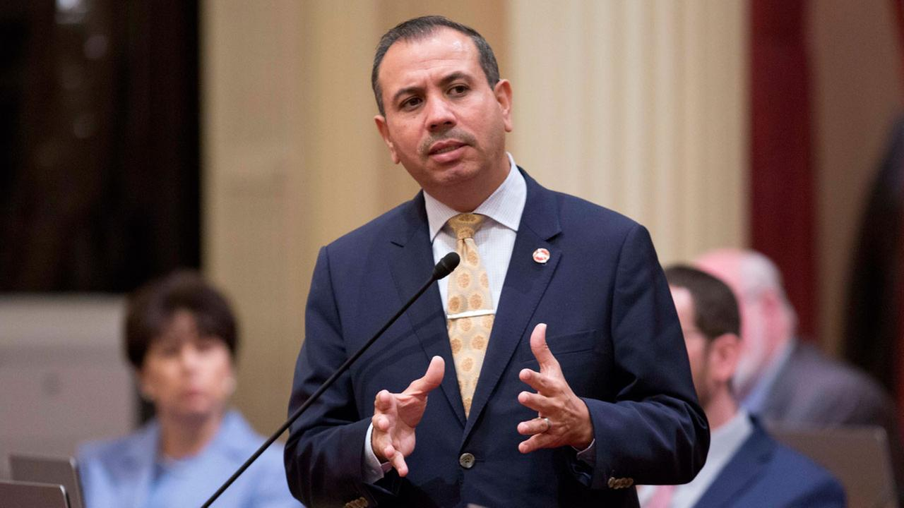 On Jan. 3, 2018, Sen. Tony Mendoza, D-Artesia, announces that he will take a leave of absence while an investigation into sexual misconduct allegations against him is completed.
