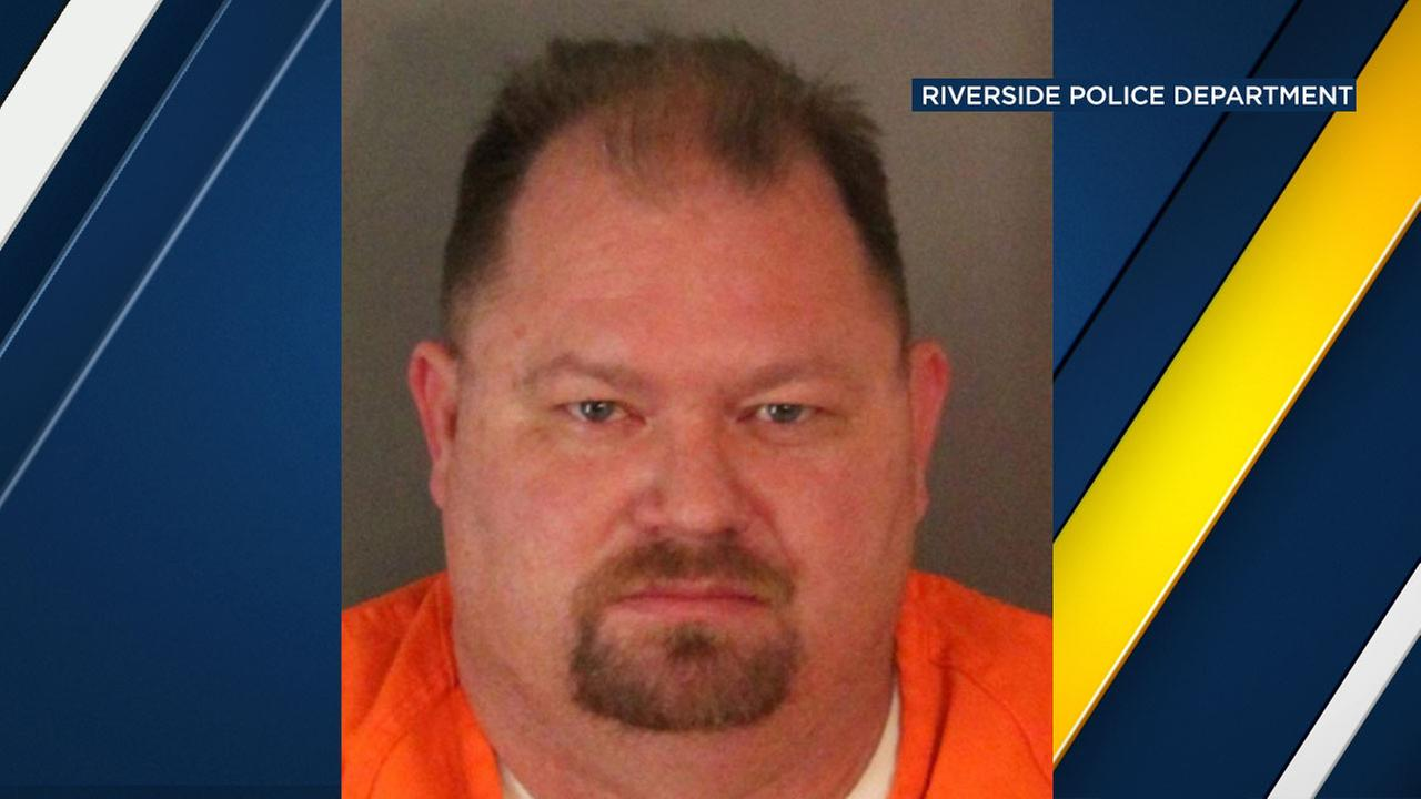 Dennis Shea, 39, was arrested Wednesday and is accused by investigators of unlawful sex with a minor, sodomy of a minor under the age of 18 and lewd acts with a minor.