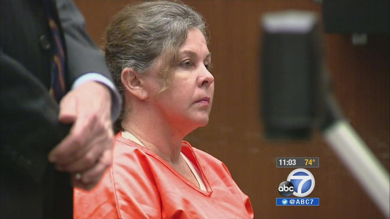 Ex-Bell assistant city manager Angela Spaccia was sentenced to 11 years and eight months in the citys corruption trial Thursday, April 10, 2014.