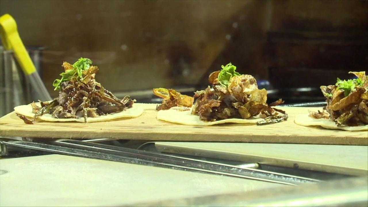 Michigan restaurant sells over-the-top $60 tacos