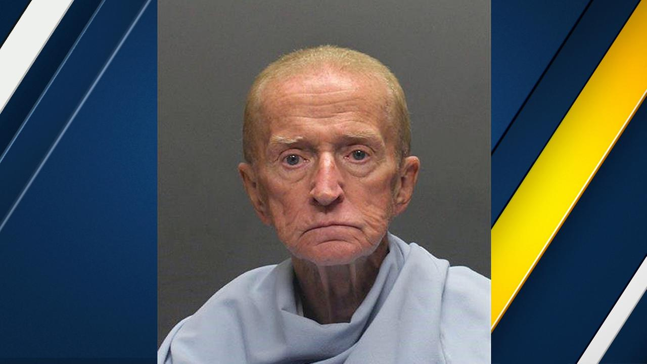 This Sunday, Jan. 15, 2018 photo released by the Tucson Police Department shows suspect Robert Francis Krebs, an 80-year-old man they say robbed a credit union at gunpoint.