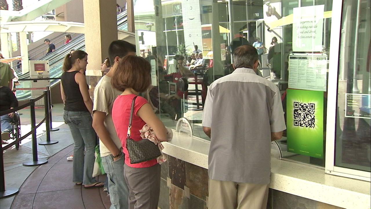 Attendance at the movies is down, but its not stopping ticket prices from climbing.