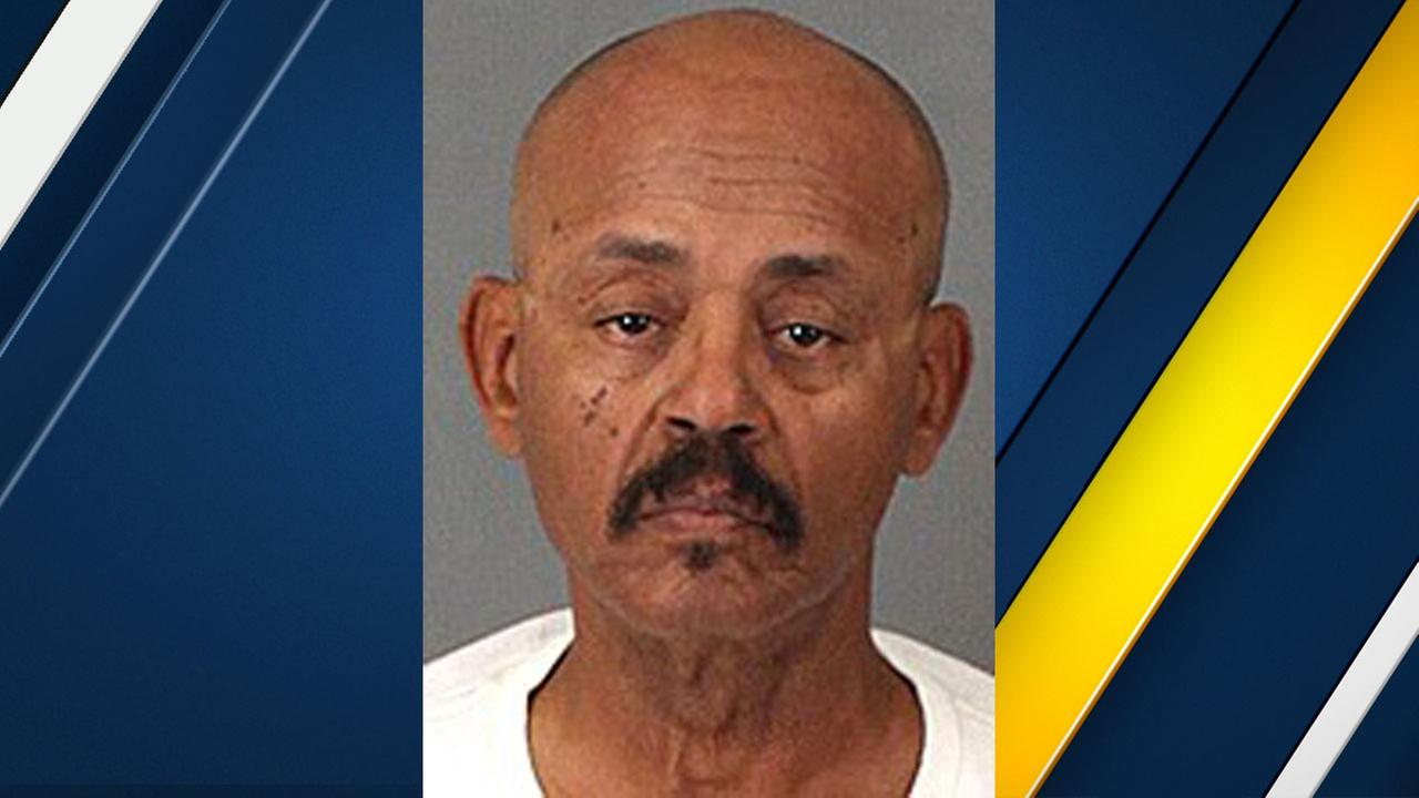 Albert George Williams, 68, a former Lake Elsinore resident, is shown in a mugshot.