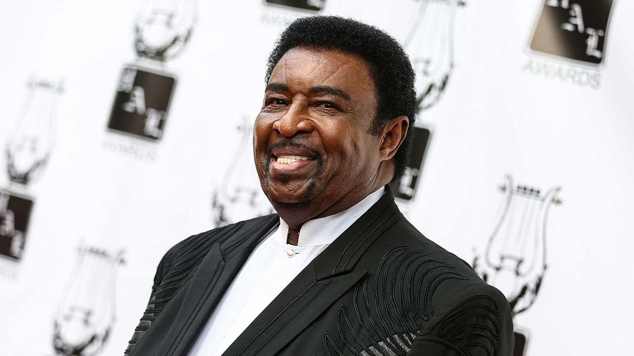 Dennis Edwards attends the 26th Annual Heroes and Legends Awards held at The Beverly Hills Hotel on Sunday, Sept. 27, 2015, in Beverly Hills.