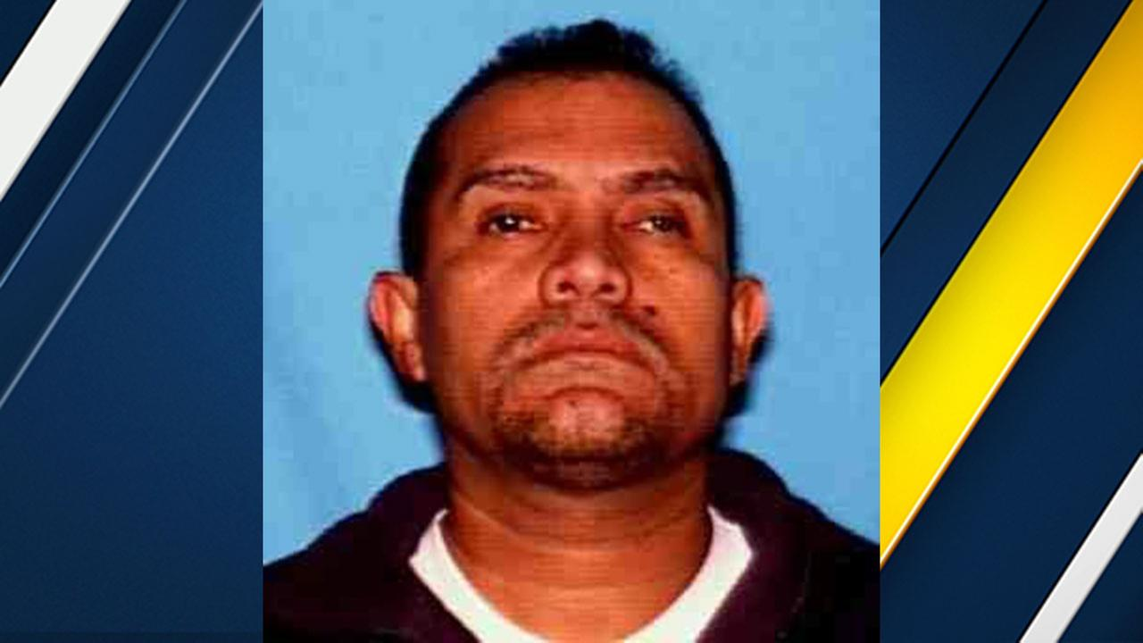 Rafael Piza Gomez is a suspect in the 2016 shooting of two people in San Bernardino.