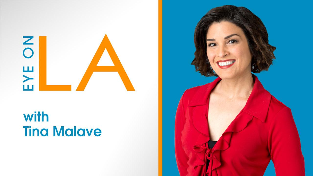 Tina Malave hosts ABC7s iconic Eye on L.A.