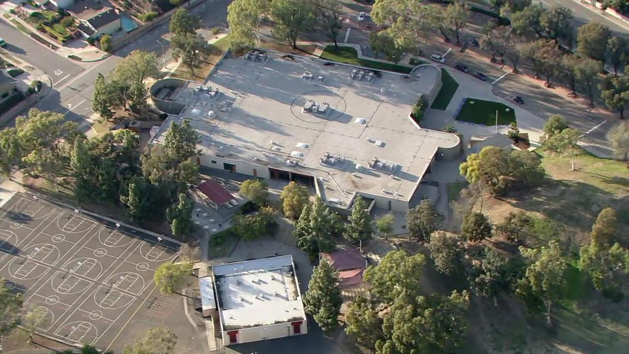 Fullerton police arrested a 14-year-old student they say threatened to shoot up Parks Junior High School.