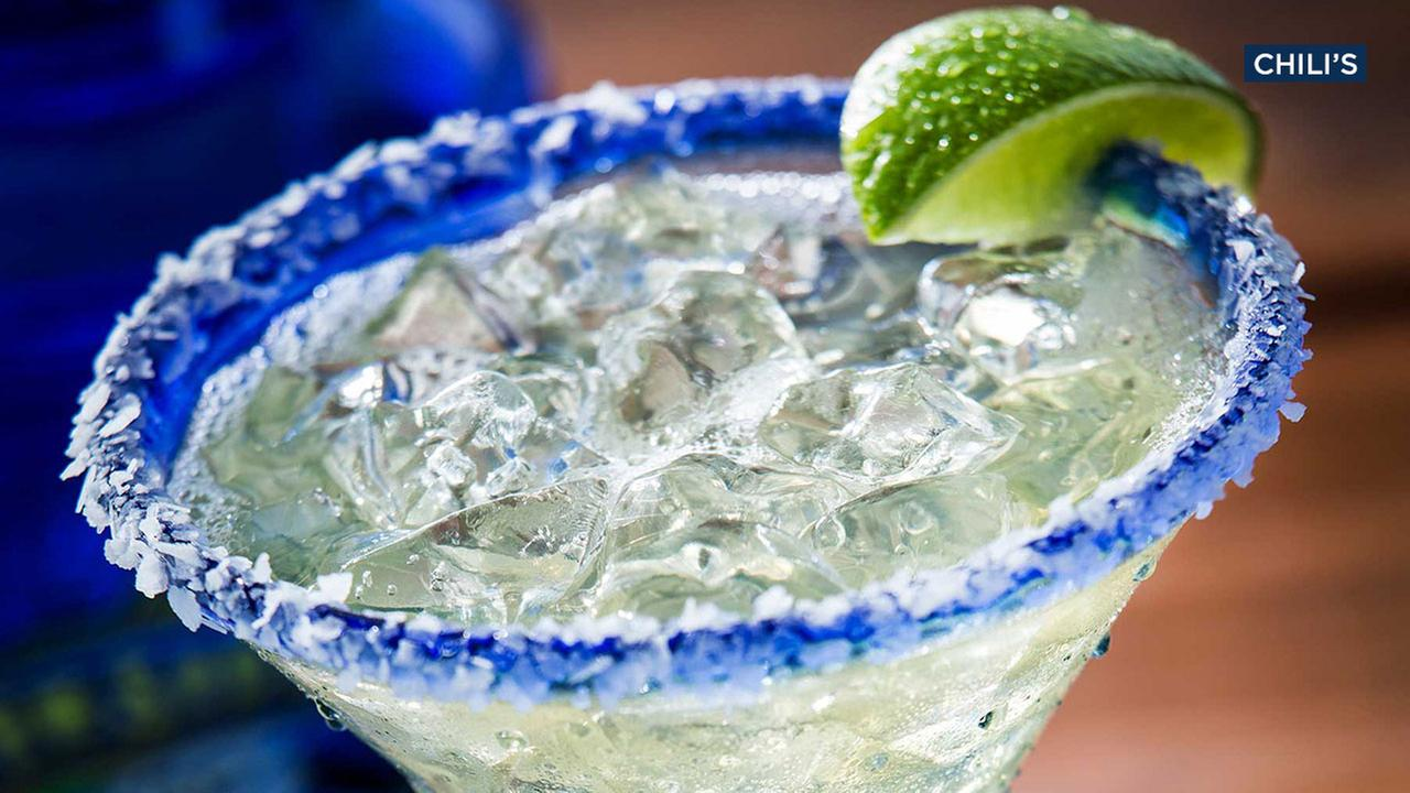 File photo of a Chilis Presidente Margarita.