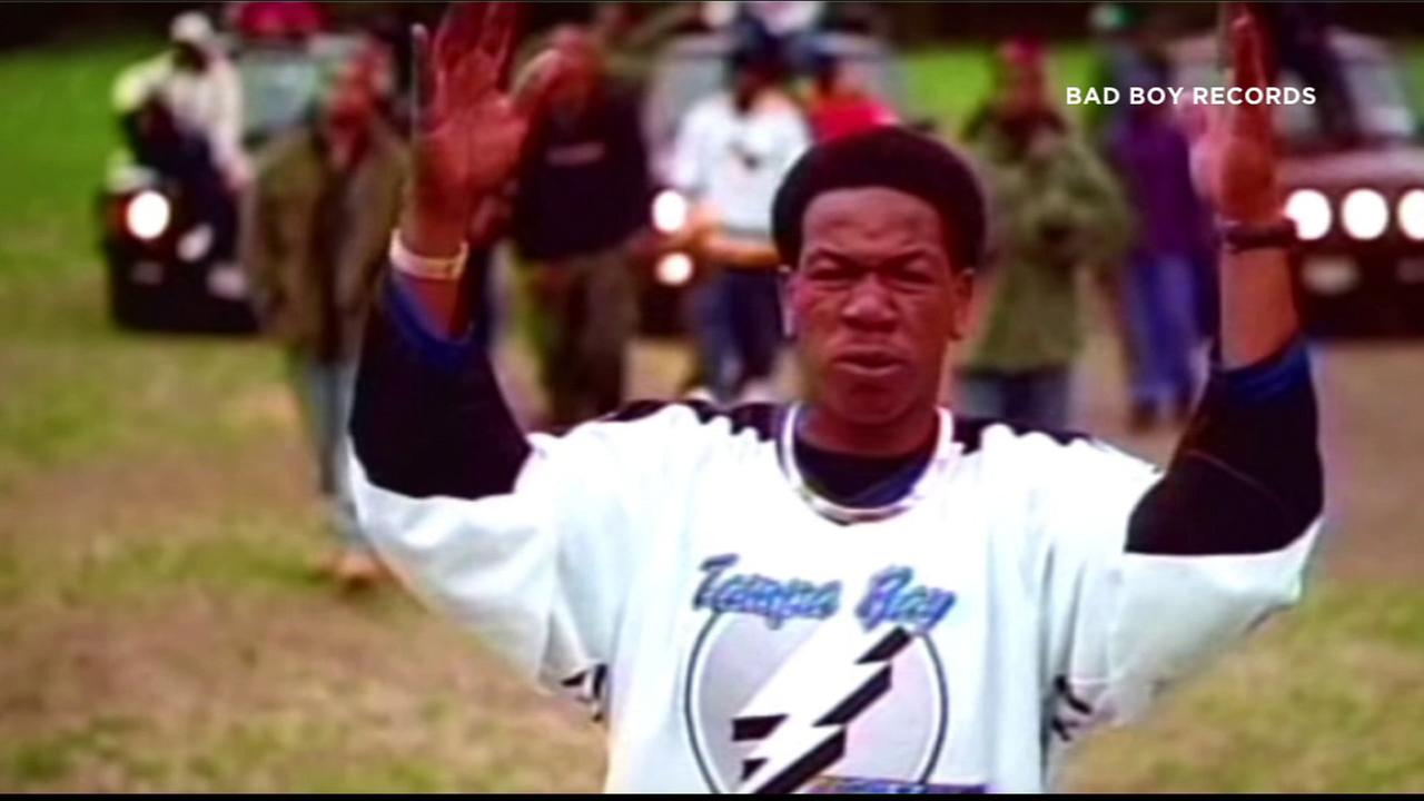 Rapper Craig Mack is seen in the music video for his 1994 hit Flava in Ya Ear.