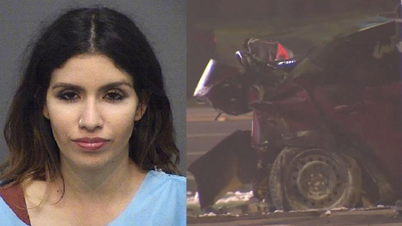 Bani Duarte, 27, of San Clemente was arrested for vehicular manslaughter while intoxicated and DUI causing injury, according to Huntington Beach police.