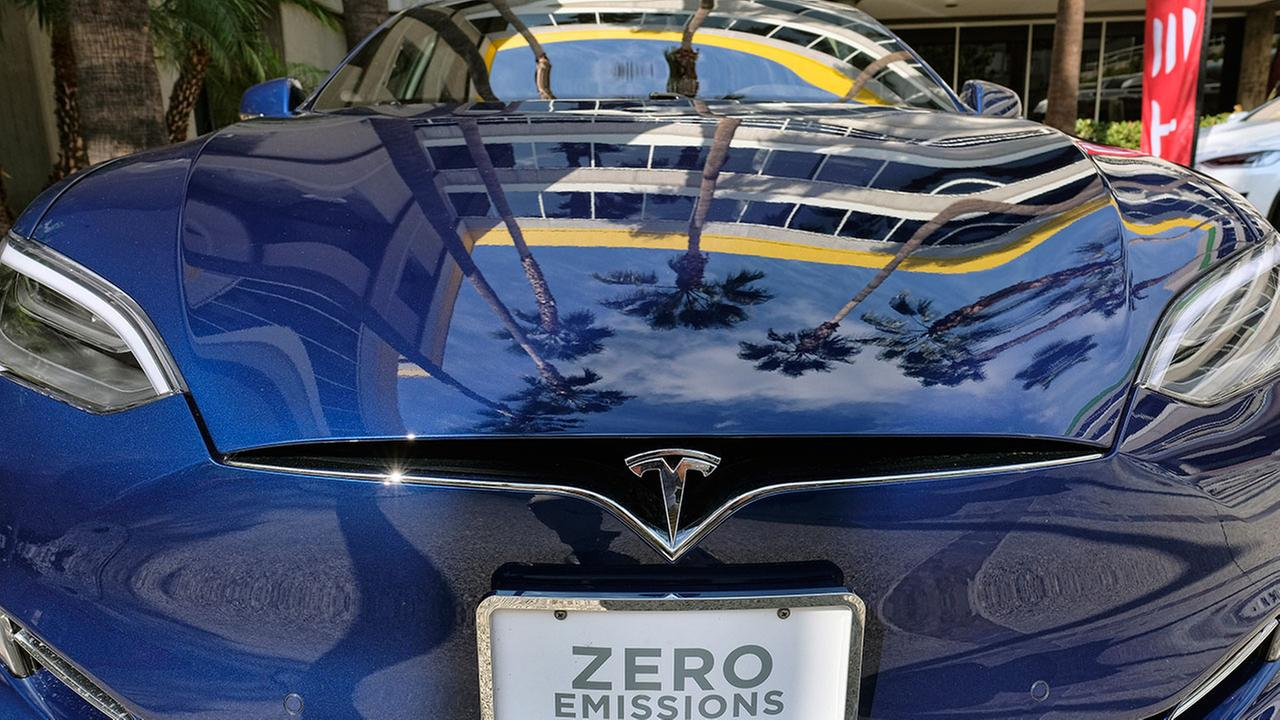 Tesla is recalling all Model S sedans built before April 2016 to fix an issue with the power steering.