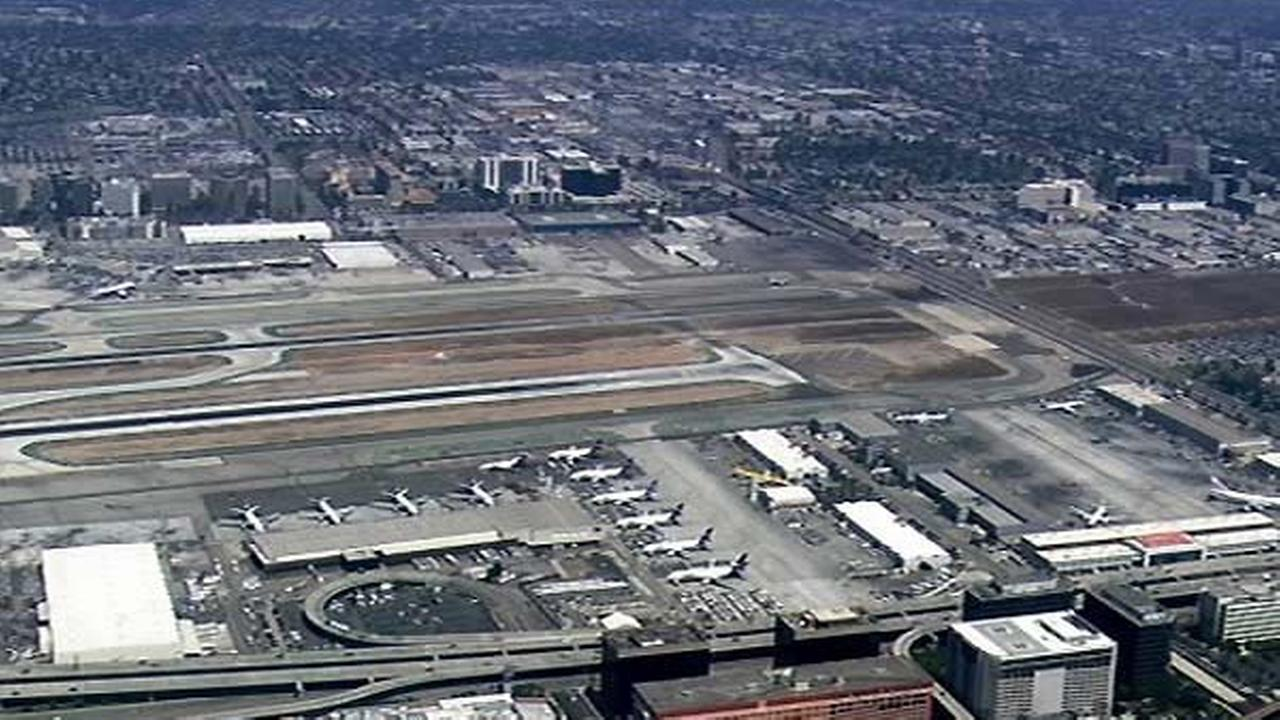 Los Angeles International Airport is seen in this undated file photo.