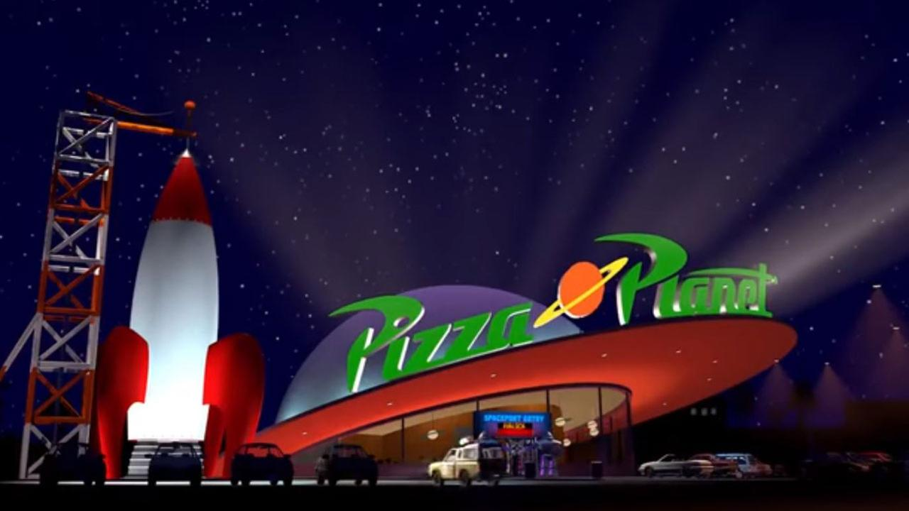 Toy Story fans will get the chance to visit their favorite aliens at the real-life Pizza Planet, opening soon at Disneyland!
