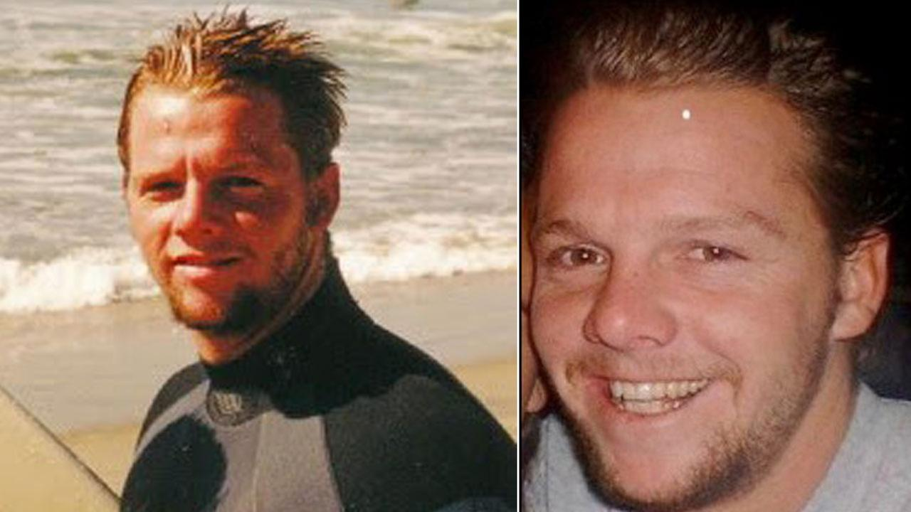 Beau Garrett Heller, 28, is shown in two undated photos.