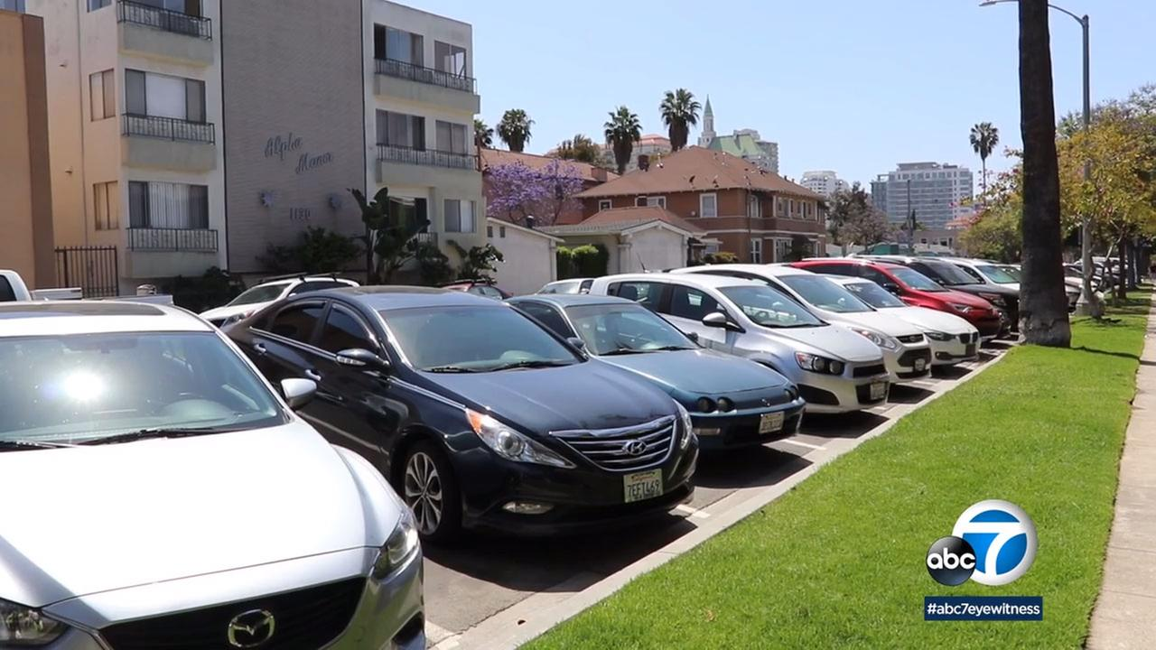 Long Beach is adding new parking spaces to the Alamitos Beach neighborhood.