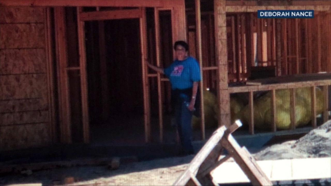 Homes 4 Families helped Army veteran Dee Nance build and buy her own home.