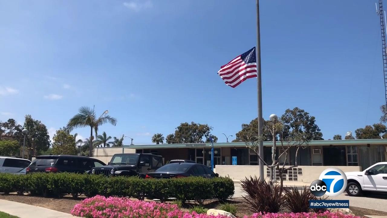 Tuesday, May 15 was National Peace Officer Memorial Day. Police departments throughout the South Bay lowered their flags to half-staff for officers who died in the line of duty.
