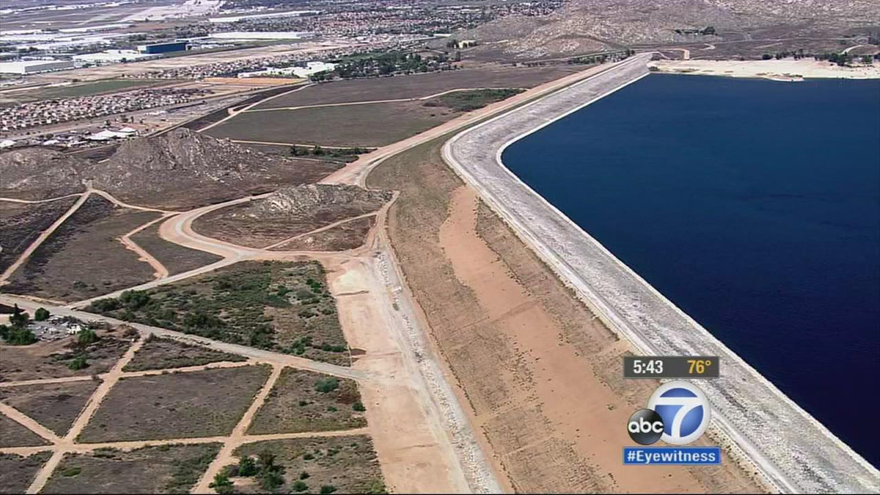 State Park officials say Big Rock, a popular spot for outdoor enthusiasts, will temporarily close so that Lake Perris dam can be repaired.