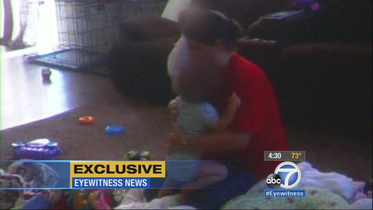 A nanny cam led to the recent arrest of a Yucaipa woman, but a local expert says there are recognizable physical and behavioral indicators of child abuse.