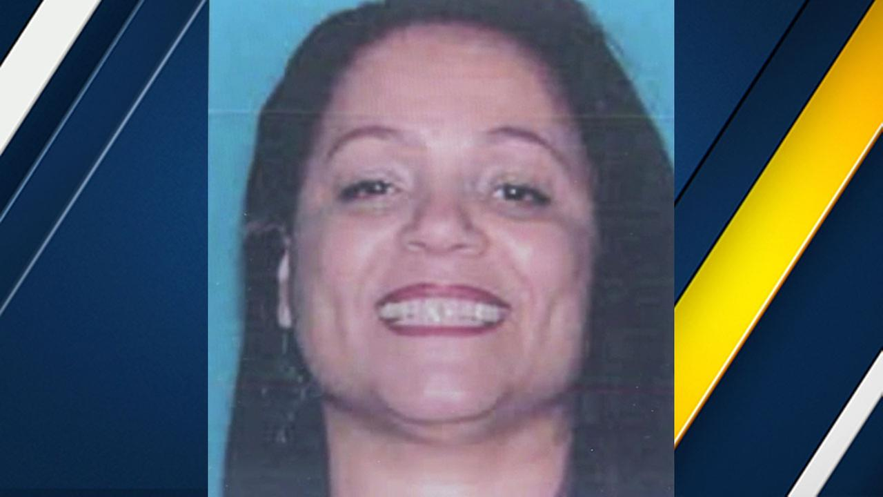 Nancy Jackson, 55, is a suspect in connection to a triple homicide in Leimert Park.