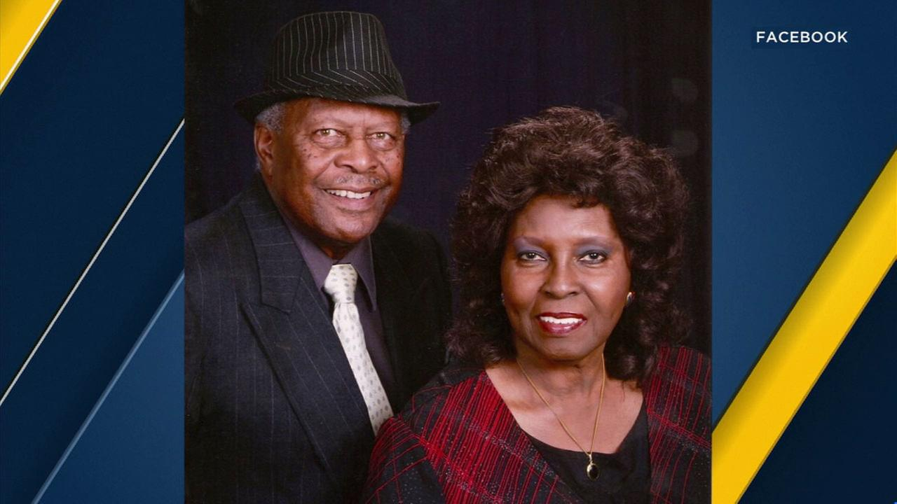 William Carter and his wife Orsie Carter were found dead in a Leimert Park home, along with their son Paul White on Tuesday, May 22, 2018.