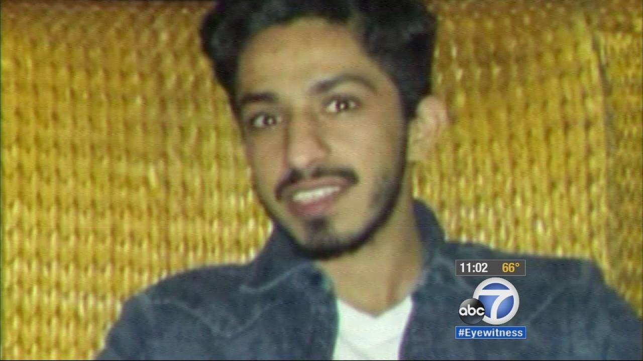 The remains of missing Cal State Northridge student Abdullah Alkadi were found in Palm Desert Thursday, Oct. 17, 2014.
