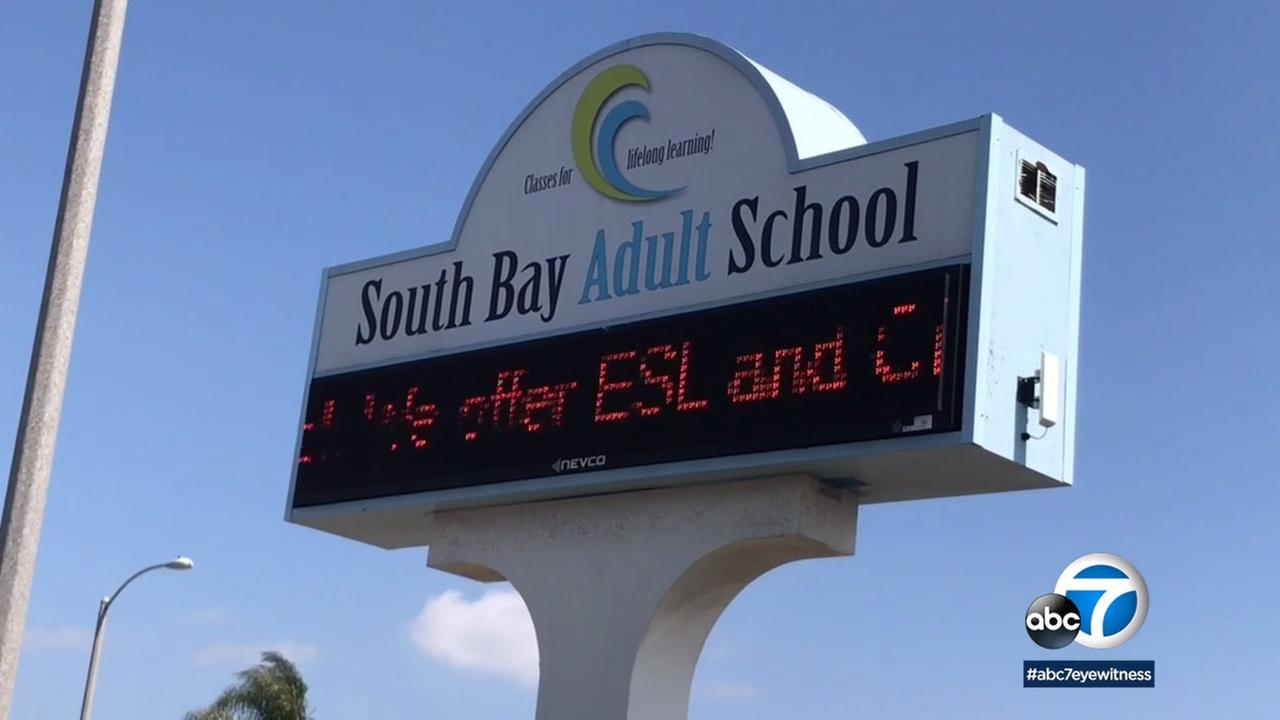 The South Bay Adult School in Redondo Beach has celebrated its 100th anniversary.