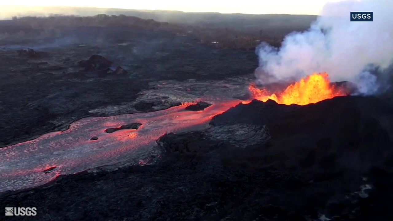 Hawaii County Mayor Harry Kim said that approximately 600 homes on the Big Island have been destroyed by lava.