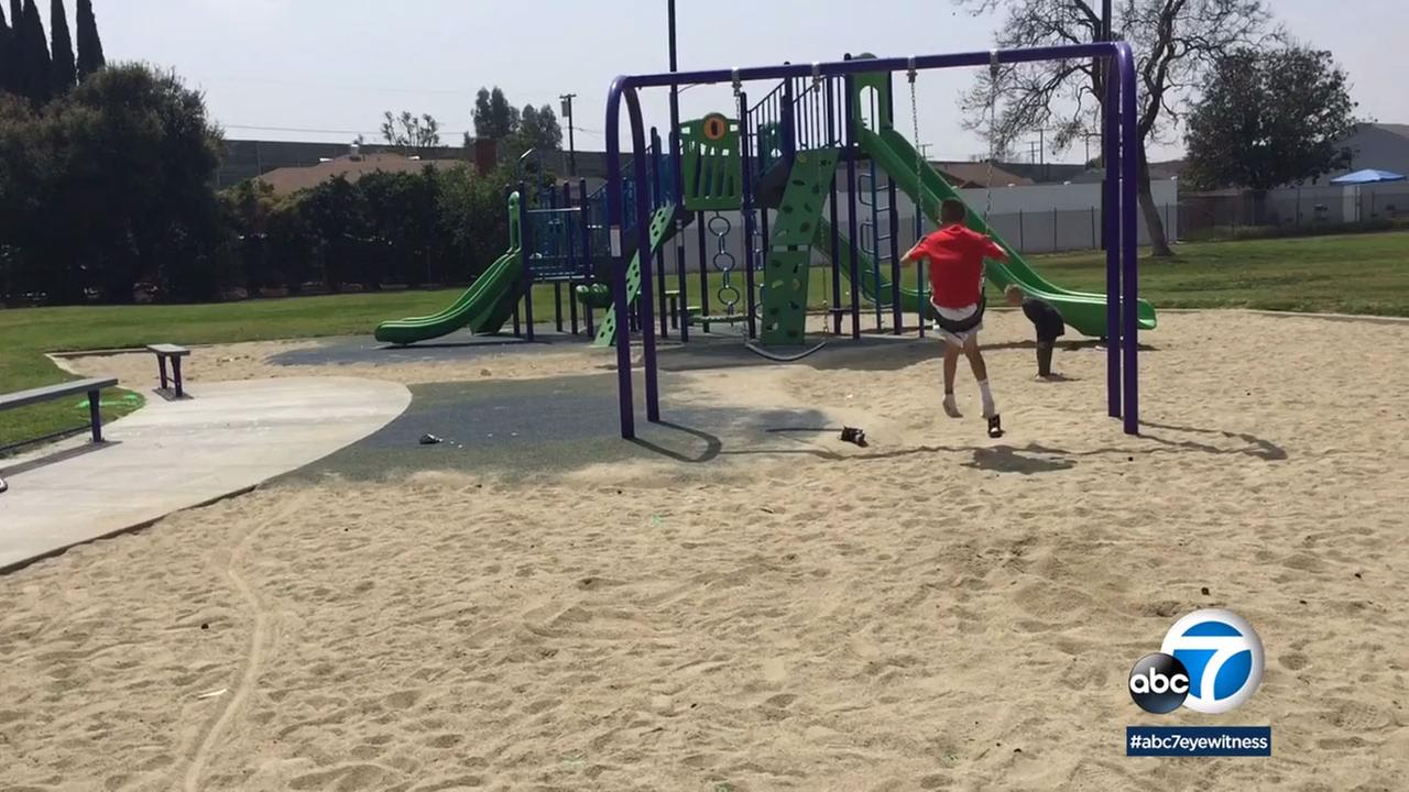 The parks of Long Beach are ranked 21st best in the country under a new survey from the Trust for Public Land.