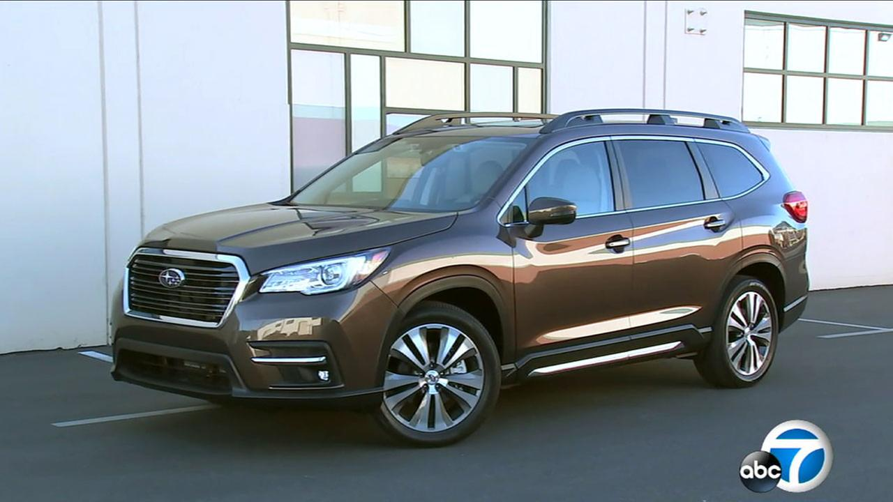 The Ascent is the biggest vehicle Subaru has offered, and it has arrived for families looking for more interior room.