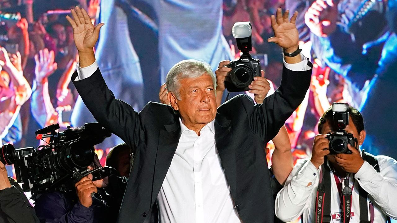 Mexico will elect a new president and congressional representatives this weekend.