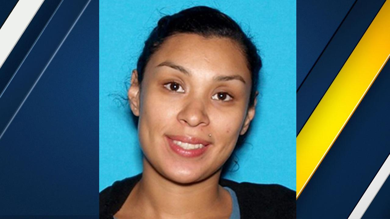 Mercedes Vanesa Guevara, 31, is shown in an undated DMV photo.