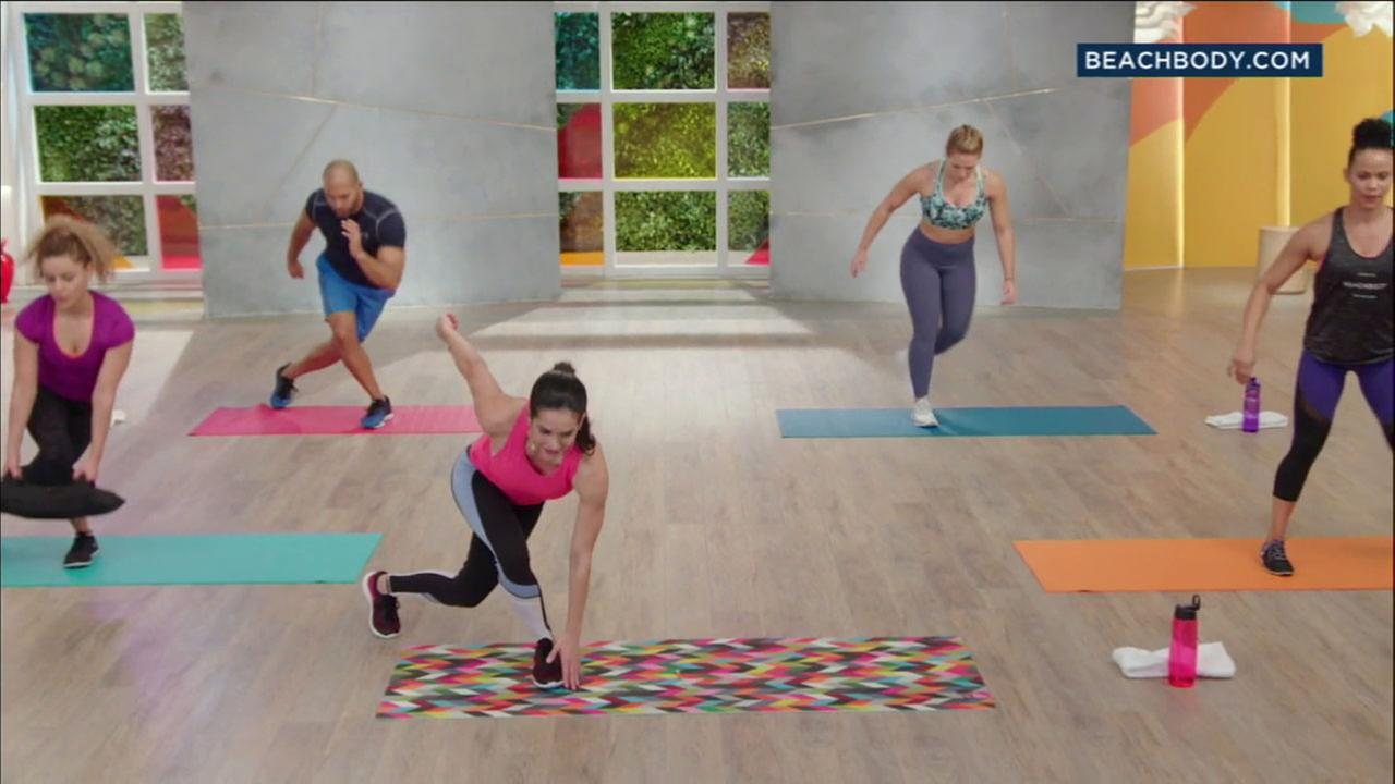 Beachbody is streaming their first Spanish-language fitness and nutrition videos for the Latino population.
