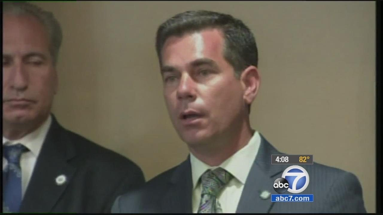 Former Murrieta Mayor Alan Long is seen in this undated file photo.