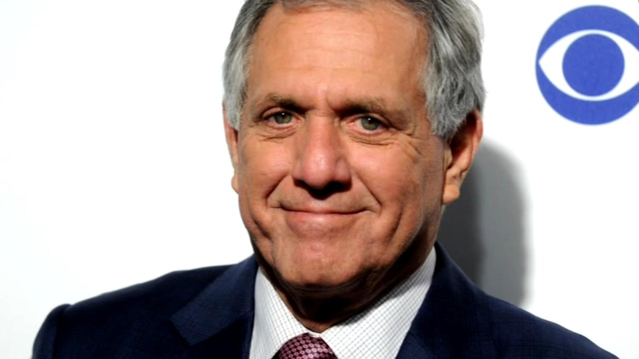 CBS chief executive Les Moonves is seen in an undated file photo.