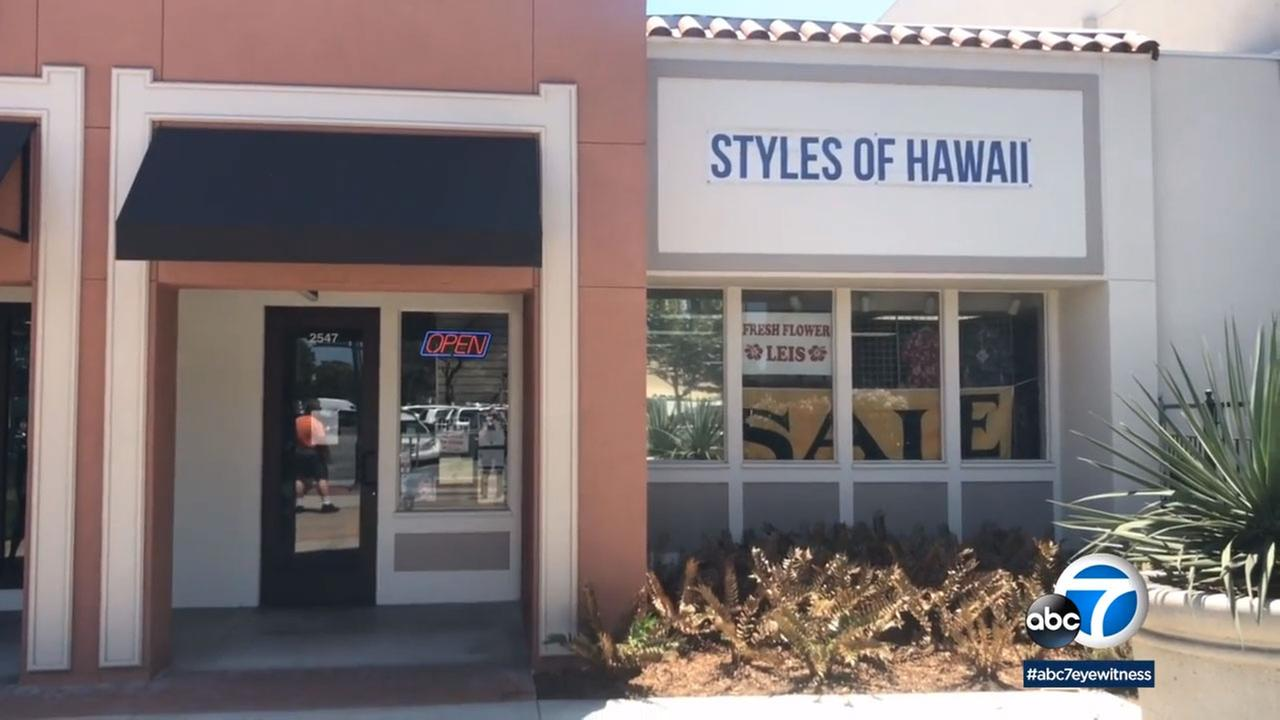 Styles of Hawaii, a small boutique that sells Hawaiian clothing, jewelry and gifts, is closing at the end of the month.
