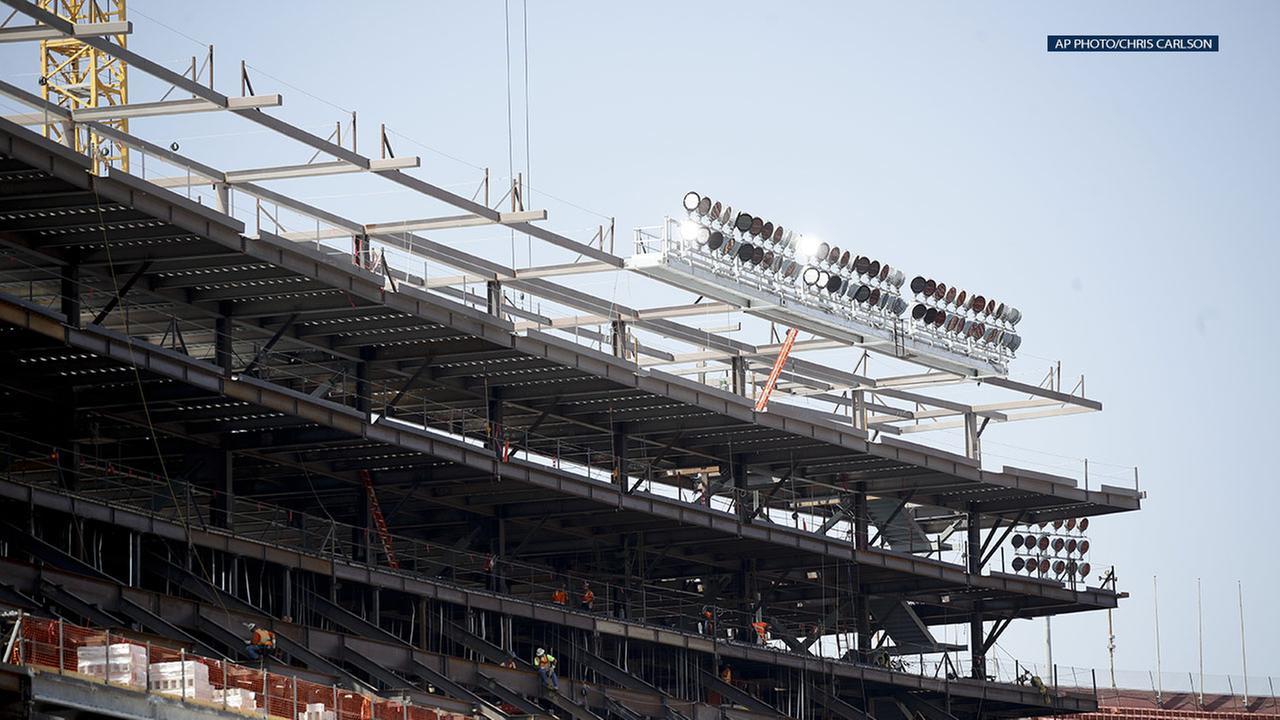 LA Coliseum renovation progressing, football fans should expect changes