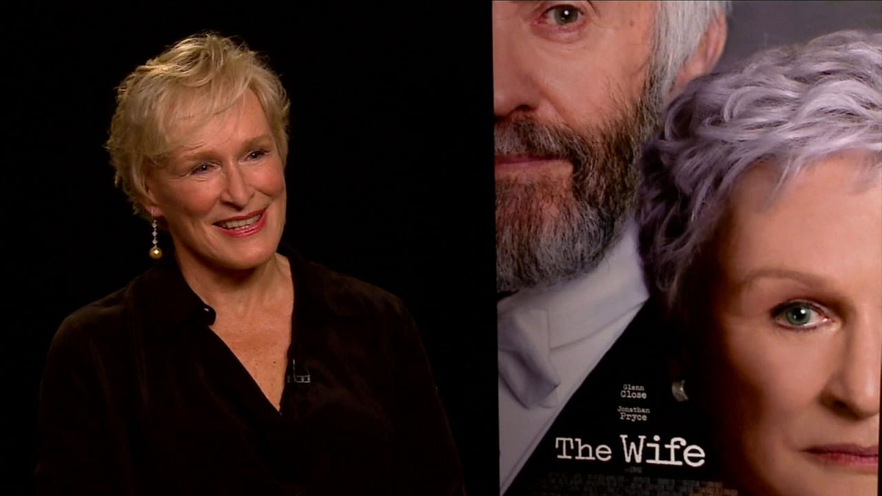 Glenn Close and her daughter, Annie Starke, share the screen in new drama, The Wife
