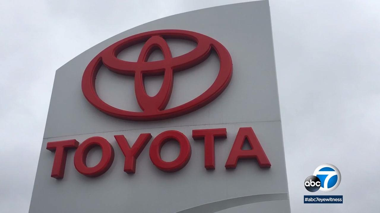 Toyota wants to build a renewable energy power plant for its energy needs at its terminal that imports Toyota vehicles.