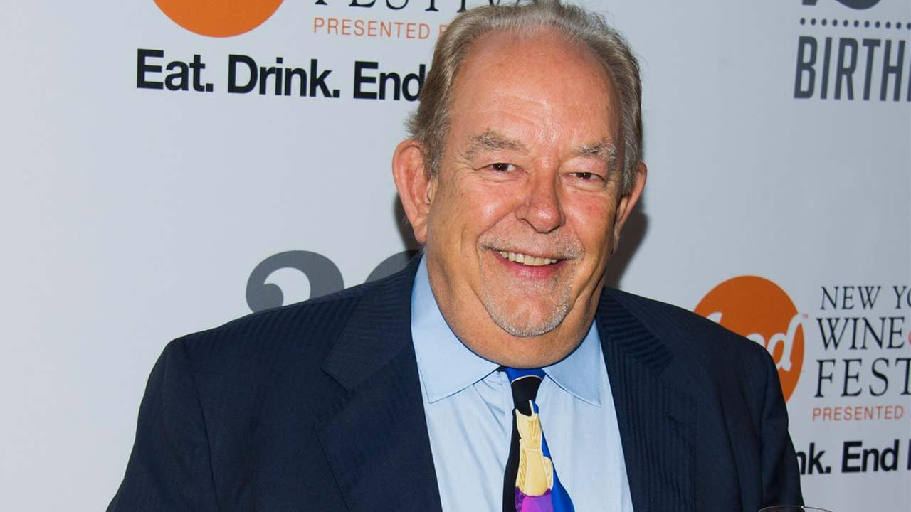 Robin Leach attends the Food Networks 20th birthday party on Thursday, Oct. 17, 2013 in New York.