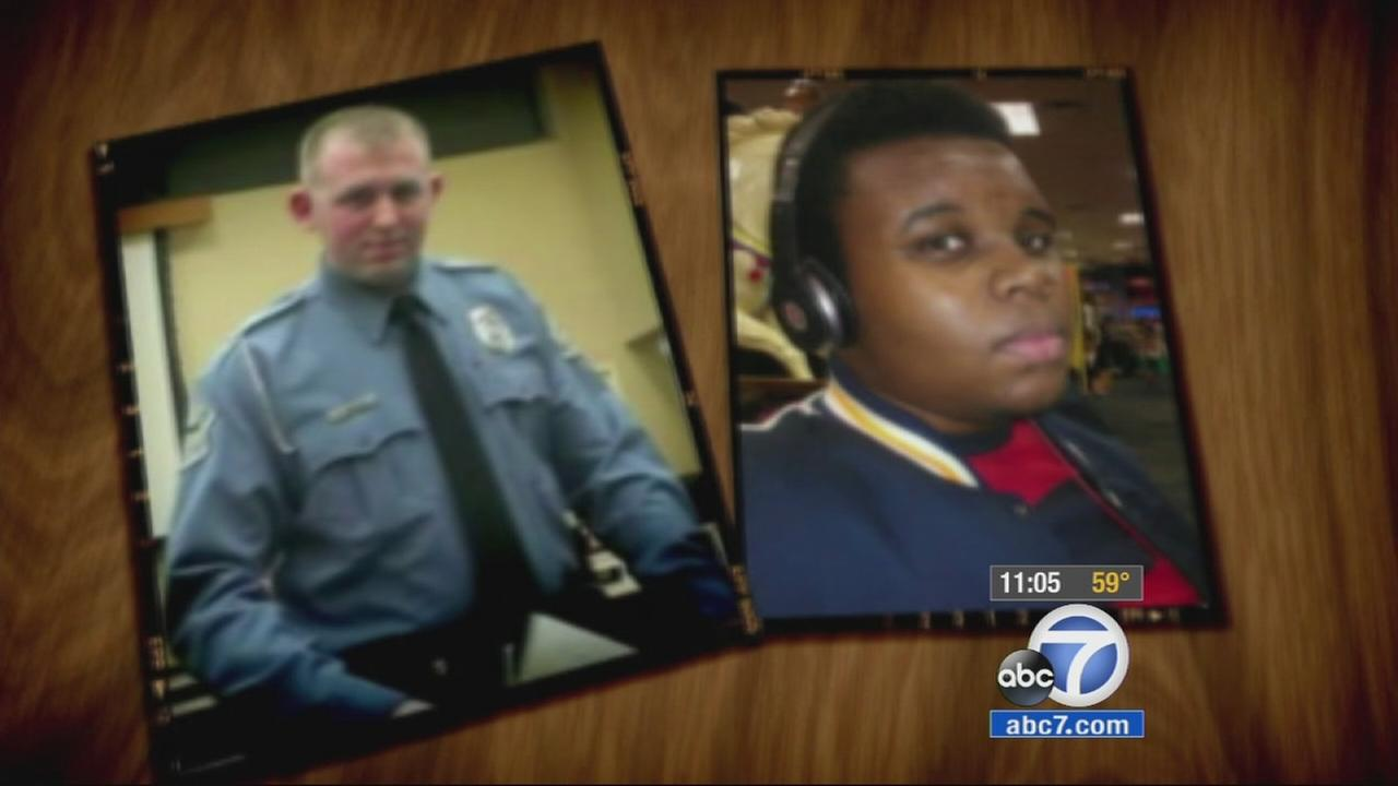 Tensions are high in Ferguson, Missouri, and across the country, in anticipation of the grand jury announcement in the police shooting of 18-year-old Michael Brown.