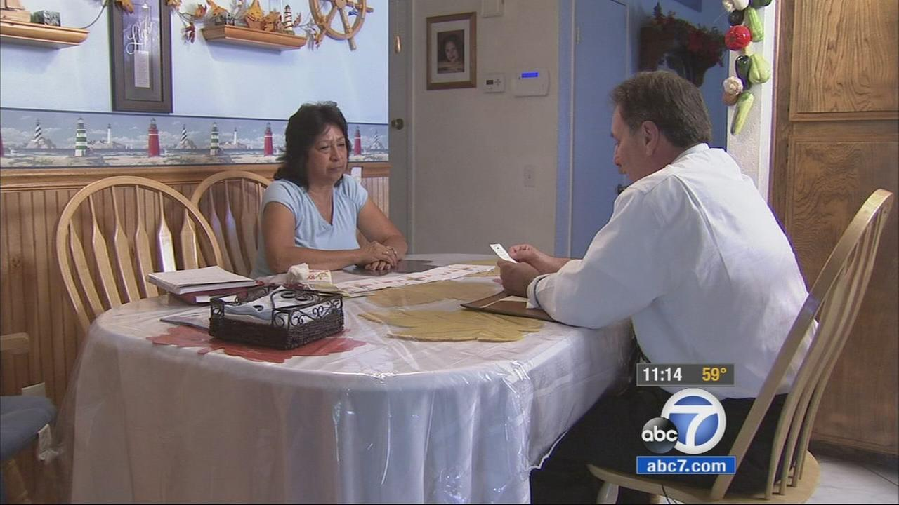 The Internal Revenue Service says scam phone calls from people posing as IRS agents and demanding money for back taxes is becoming more and more active.